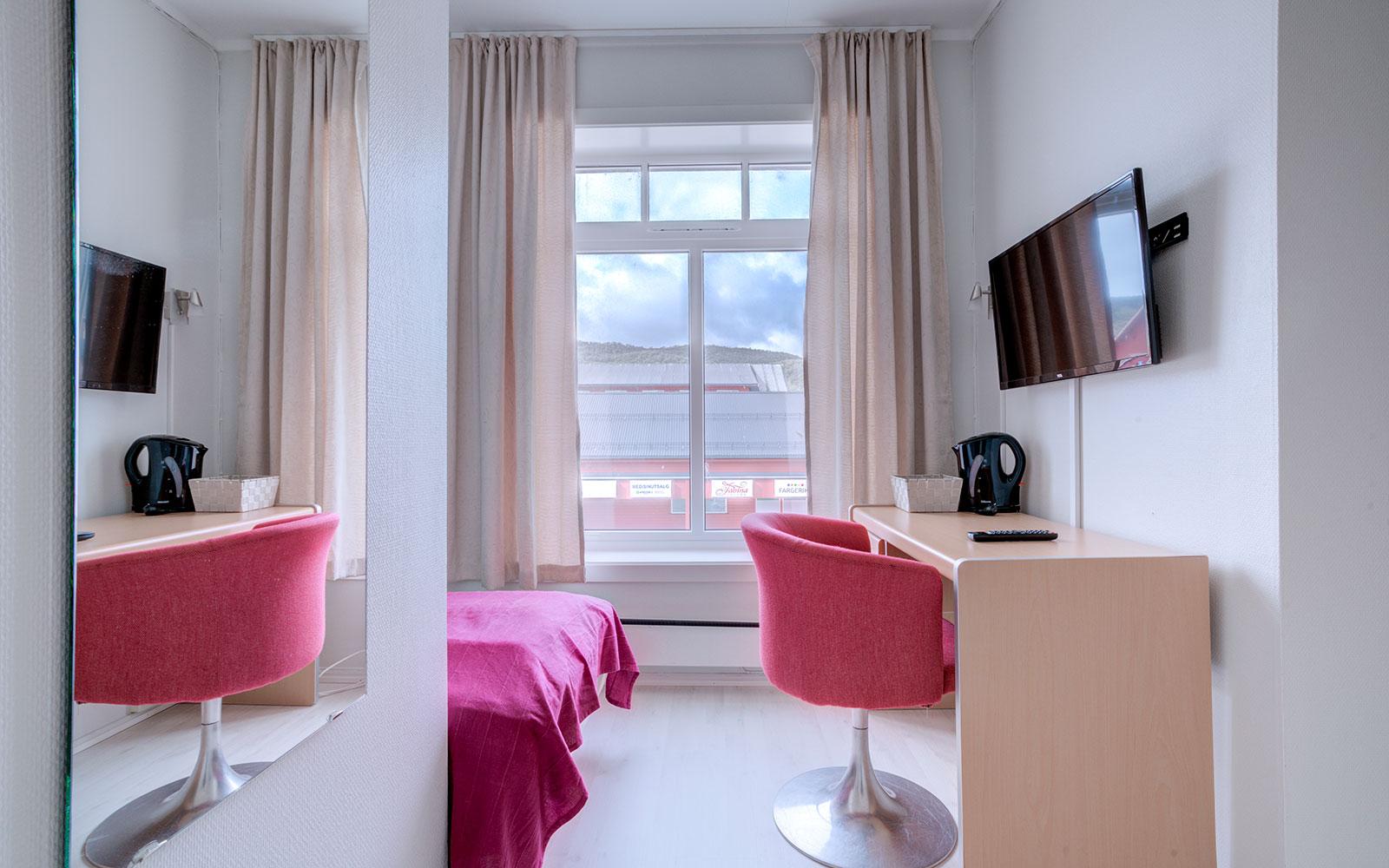 Melbu Hotell enkeltrom budget hovedbilde