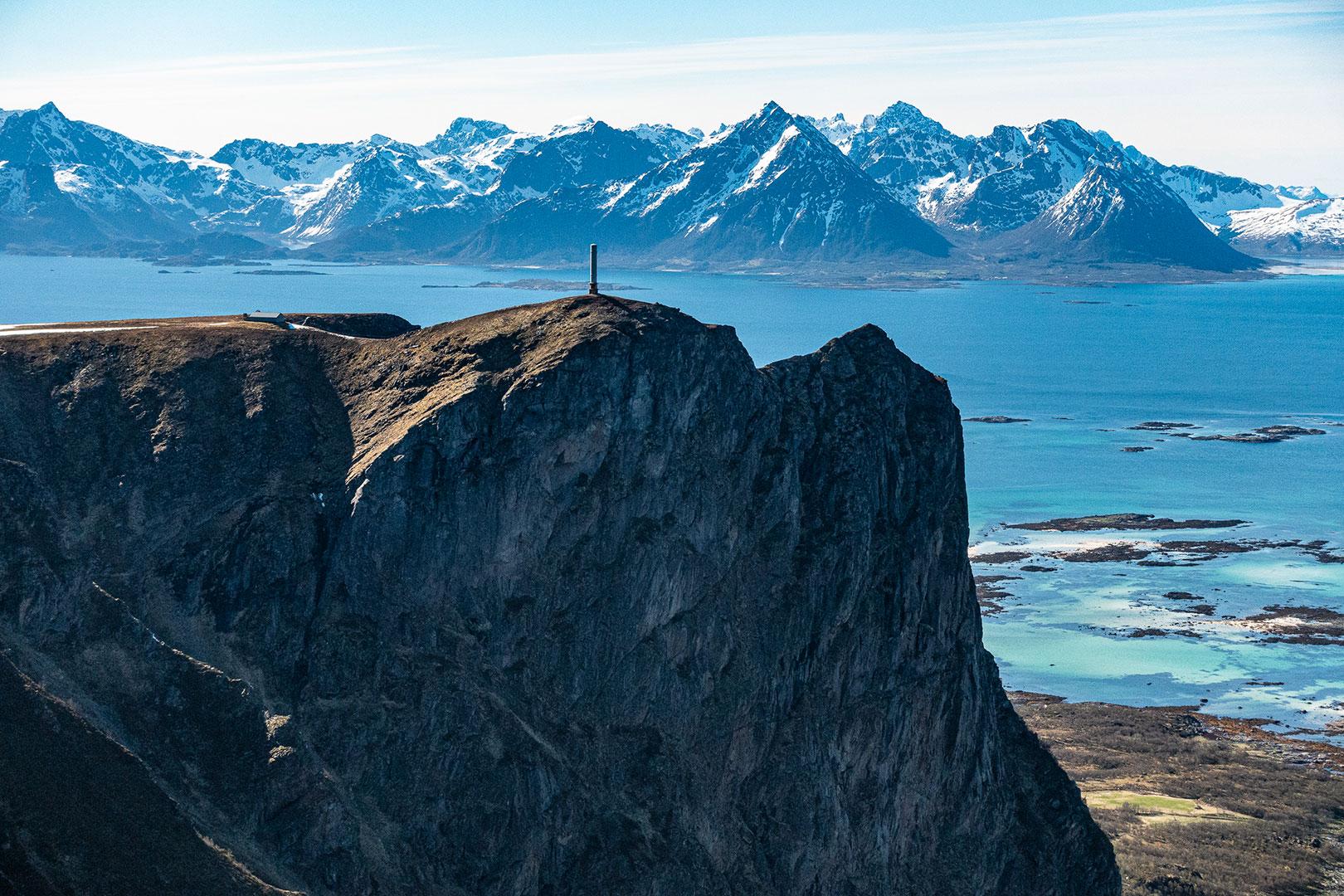Pallheia på Hadseløya